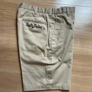 ワコマリア(WACKO MARIA)のWACKO MARIA / T/Cツイルショートパンツ Tシャツセット(ショートパンツ)