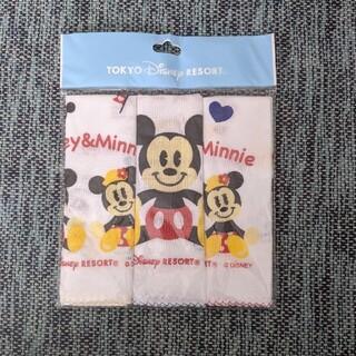 Disney - Disney ガーゼハンカチ