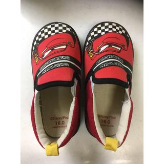 Disney - カーズ 16cm 靴