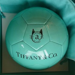 Tiffany & Co. - 【キャットストリート限定】ティファニー キャットストリート サッカーボール
