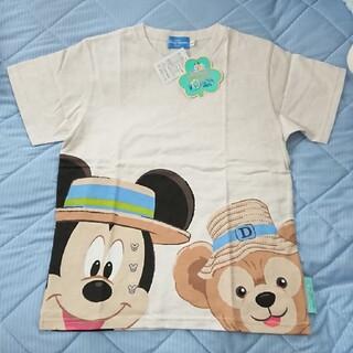 ダッフィー(ダッフィー)のディズニー ダッフィー Tシャツ 150(Tシャツ/カットソー)