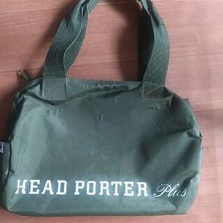 ヘッドポータープラス(HEAD PORTER +PLUS)のヘッドポータープラス ドラムバッグ(ボストンバッグ)
