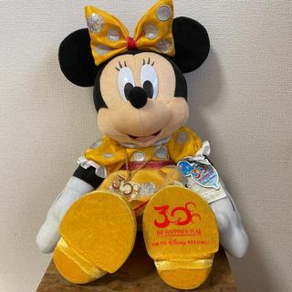 ディズニー(Disney)のミニーちゃん ぬいぐるみ(ぬいぐるみ)