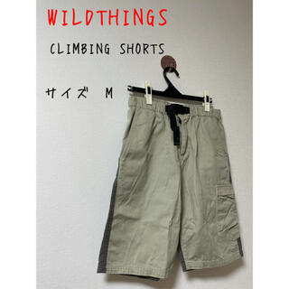 ワイルドシングス(WILDTHINGS)のWILDTHINGS/CLIMBING SHORTS/ストレッチショートパンツ(ショートパンツ)