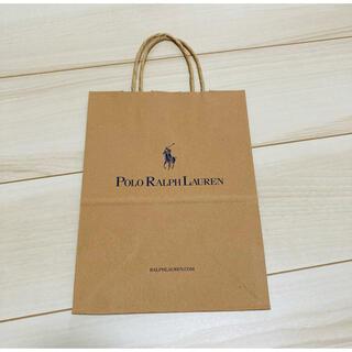 ポロラルフローレン(POLO RALPH LAUREN)の【新品】POLO RALPH LAUREN ラルフローレン ショップ袋 紙袋(ショップ袋)