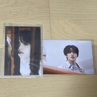 セブンティーン(SEVENTEEN)のセブチ エスクプス スンチョル ユニバーサルミュージック特典 生写真 セット(K-POP/アジア)