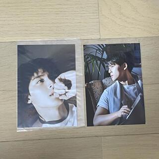 セブンティーン(SEVENTEEN)のセブチ ミンギュ ユニバーサルミュージック特典 生写真 セット(K-POP/アジア)