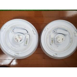 ニトリ - ニトリ LEDシーリングライト 6畳用 調光 2個セット リモコンキー付き