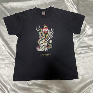 エドハーディー(Ed Hardy)のエドハーディー Tシャツ タトゥー ドクロ スカル(Tシャツ/カットソー(半袖/袖なし))