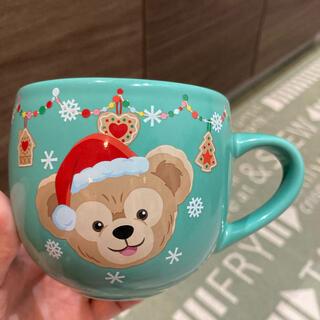 ダッフィー(ダッフィー)のディズニー マグカップ ダッフィー クリスマス(グラス/カップ)