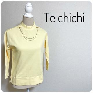 テチチ(Techichi)の♡新品♡【Te chichi】ネックレス付きトップス(カットソー(長袖/七分))