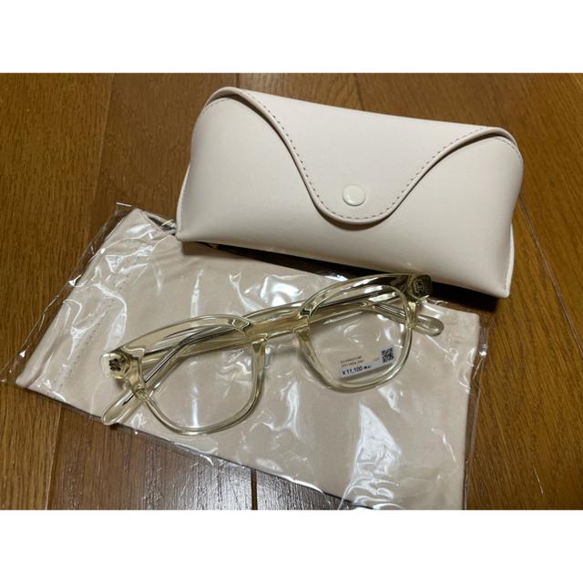 Zoff(ゾフ)の【最終お値下げ】Zoff×REIKA YOSHIDA  レディースのファッション小物(サングラス/メガネ)の商品写真