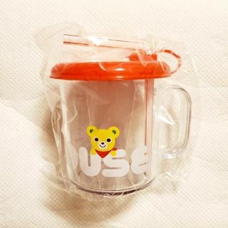 ミキハウス(mikihouse)の新品未使用 ミキハウスストローマグカップ(マグカップ)