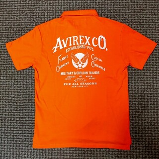 アヴィレックス(AVIREX)の☆AVIREX ポロシャツ (ポロシャツ)