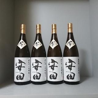 国分酒造 安田 芋焼酎 1800ml 年数違い 4本セット(焼酎)