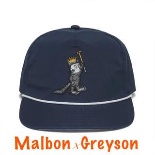 ビームス(BEAMS)のマルボン×グレイソン ロープハット  ネイビー(その他)