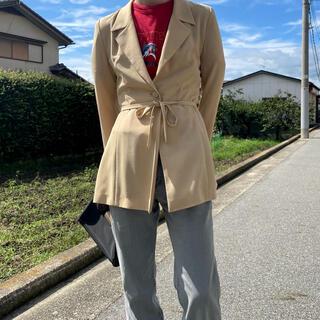 コムデギャルソン(COMME des GARCONS)のtailored jacket coat テーラードジャケット コート(テーラードジャケット)
