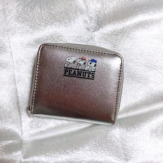 スヌーピー(SNOOPY)のSNOOPY 二つ折り財布(財布)
