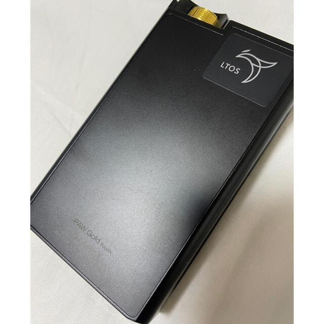 iriver(アイリバー)の【専用】Lotoo PAW Gold TOUCH 国内正規品 付属品完備  スマホ/家電/カメラのオーディオ機器(ポータブルプレーヤー)の商品写真