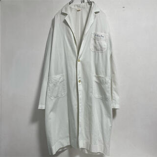マルタンマルジェラ(Maison Martin Margiela)のDr.coat 古着 オーバーサイズ(ステンカラーコート)