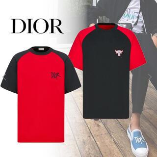 ディオール(Dior)のディオール リバーシブル Tシャツ(Tシャツ/カットソー(半袖/袖なし))
