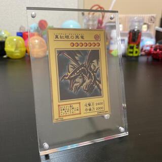 ユウギオウ(遊戯王)の純金レッドアイズブラックドラゴン ハイクオリティメタルカード オリカ 遊戯王(シングルカード)