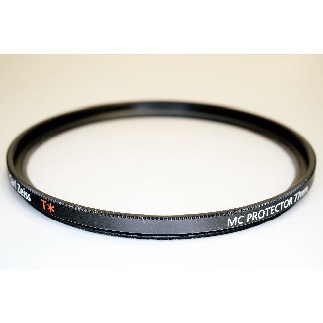 SONY(ソニー)のソニー SONY プロテクトフィルター VF‐77MPAM 2枚 スマホ/家電/カメラのカメラ(フィルター)の商品写真