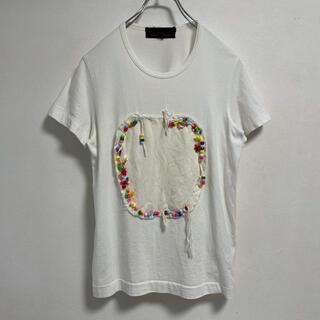 コムデギャルソン(COMME des GARCONS)のtricot comme des garcons tops(Tシャツ(半袖/袖なし))