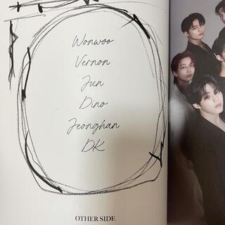 セブンティーン(SEVENTEEN)のセブチ your choice ウォヌバーノンジュンディノジョンハンドギョム(K-POP/アジア)