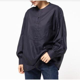 Scye - scye サイのプルオーバーシャツ