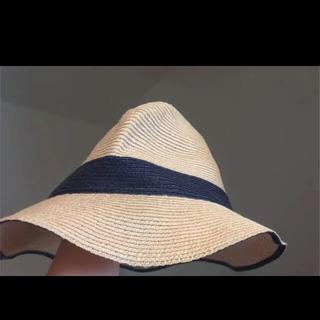 ネストローブ(nest Robe)の定価23100円 mature ha. マチュアーハBOXED HAT(麦わら帽子/ストローハット)