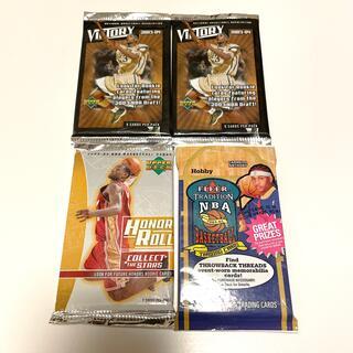 NBAカード 開封済みパッケージ付きカードまとめ売り(シングルカード)