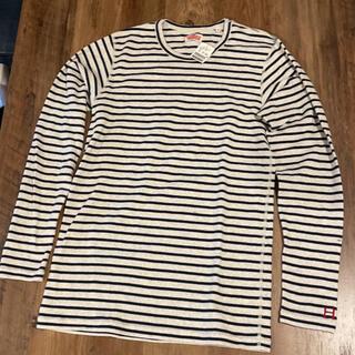 ハリウッドランチマーケット(HOLLYWOOD RANCH MARKET)の新品タグ付き HR MARKET トップス(Tシャツ(長袖/七分))