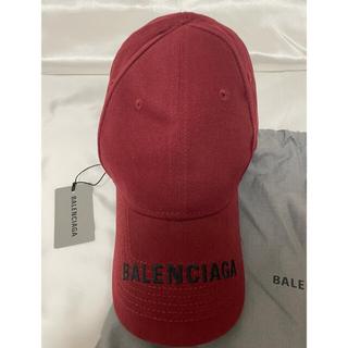 バレンシアガ(Balenciaga)の◆新品未使用◆BALENCIAGA ロゴキャップ(キャップ)