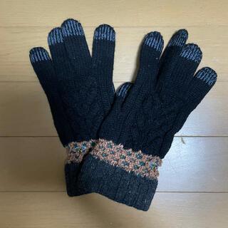 ヴィヴィアンウエストウッド(Vivienne Westwood)の【美品】手袋 Vivienne Westwood freeサイズ(手袋)
