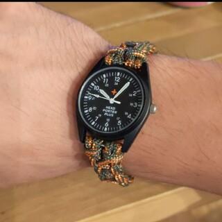 ヘッドポータープラス(HEAD PORTER +PLUS)のHEAD PORTER PLUS 腕時計パラコード (腕時計(アナログ))