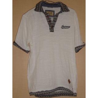 ● ILLS半袖シャツ Mサイズ ●(シャツ)