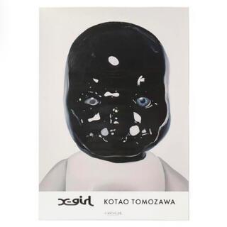 友沢こたお X-girl × KOTAO POSTER - WHITE(印刷物)