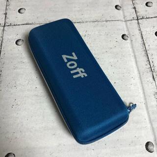 Zoff - Zoff 眼鏡 メガネケース 紺色 新品 未使用 送料込‼️