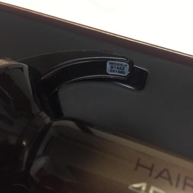 Lumiere Blanc(リュミエールブラン)のヘアビューロン 4d plus 34mm カール スマホ/家電/カメラの美容/健康(ヘアアイロン)の商品写真