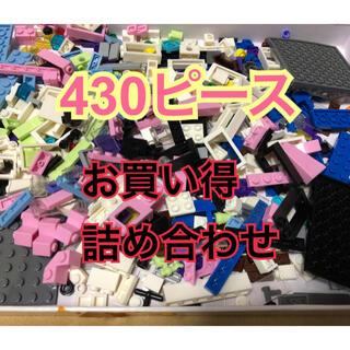 LEGO互換製品  430ピース ブロック セール アウトレット LEGO レゴ(模型/プラモデル)