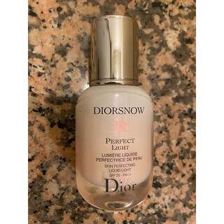 クリスチャンディオール(Christian Dior)のディオール スノー パーフェクトライト dior snow perfect(化粧下地)