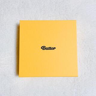 ボウダンショウネンダン(防弾少年団(BTS))のBTS Butter Cream CD(K-POP/アジア)