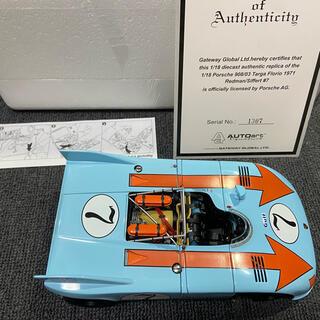 ポルシェ(Porsche)のAUTOart オートアート 1/18 ポルシェ 908/03  No.7(ミニカー)