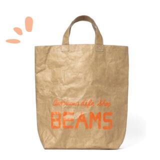 ビームス(BEAMS)のBEAMS×FASHION IN JAPAN タイベック製トートバッグ Lサイズ(トートバッグ)
