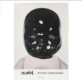エックスガール(X-girl)の友沢こたお X-girl × KOTAO POSTER - WHITE(印刷物)