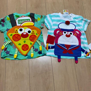 ジャム(JAM)のJAM 80cm まとめ売り Tシャツ パンツ ロンT(Tシャツ)
