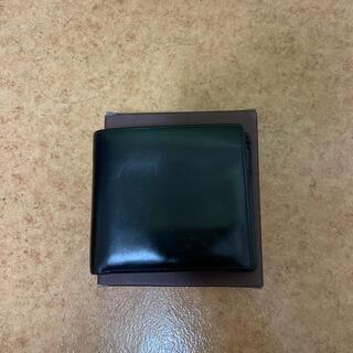 ホワイトハウスコックス(WHITEHOUSE COX)のWHC 二つ折り財布 激安セール(折り財布)
