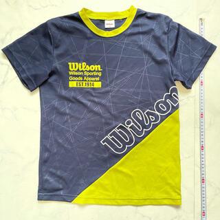 ウィルソン(wilson)の■専用■ Wilsonウィルソン Tシャツ サイズ160値下げ即買いNG吸汗即乾(Tシャツ/カットソー)