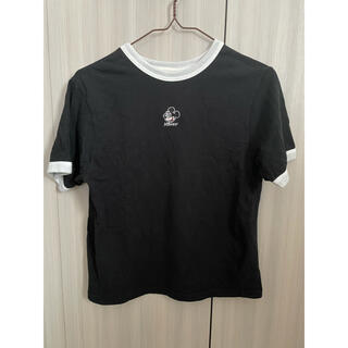 ヘザー(heather)のミッキー ディズニー Tシャツ(Tシャツ(半袖/袖なし))